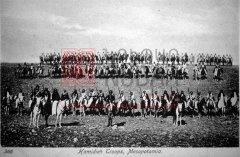 Escadron de Kurdes hamidiye (coll. Michel Paboudjian)
