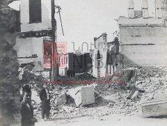 Vue du quartier arménien après les massacres d'Adana, mai1909 (coll.Pères mekhitaristes de Venise)