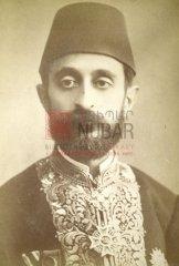 Gabriel Noradounghian (1852-1936), haut-fonctionnaire, ministre des Affaires étrangères de l'Empire ottoman de juillet 1912 à janvier 1913 (coll.Michel Paboudjian).