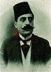 Vartkès (Hovhannès Séringiulian), 1871-1915, député tachnag au Parlement ottoman et à la Chambre arménienne (coll.Bibliothèque Nubar).