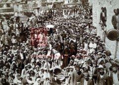 Kessab, 1918, restitution des biens mobiliers confisqués en 1915 (coll.Bibliothèque Nubar).