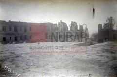Monastère de Varak (près de Van), 1916, ruines laissées après le passage des troupes turques (coll.Bibliothèque Nubar).