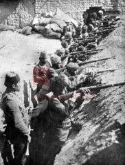 L'autodéfense des arméniens de Van, avril-mai 1915 (coll.Bibliothèque Nubar).